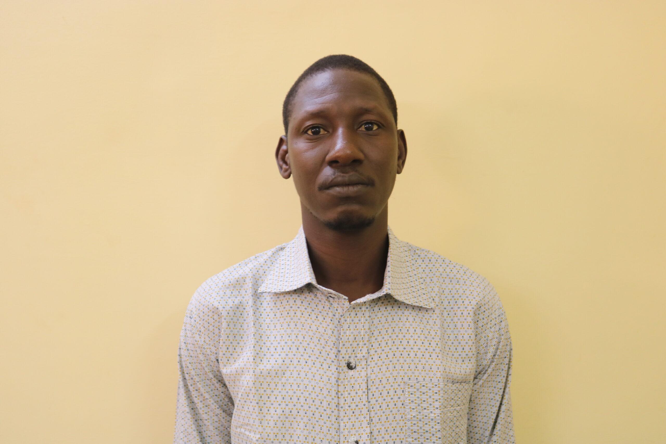 Mr. Boubacar ZINA